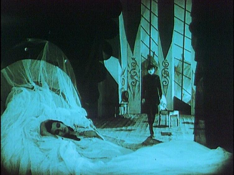 Mise en sc ne montage and the unique language of film michael mcvey skiffleboom - Cesare the cabinet of dr caligari ...