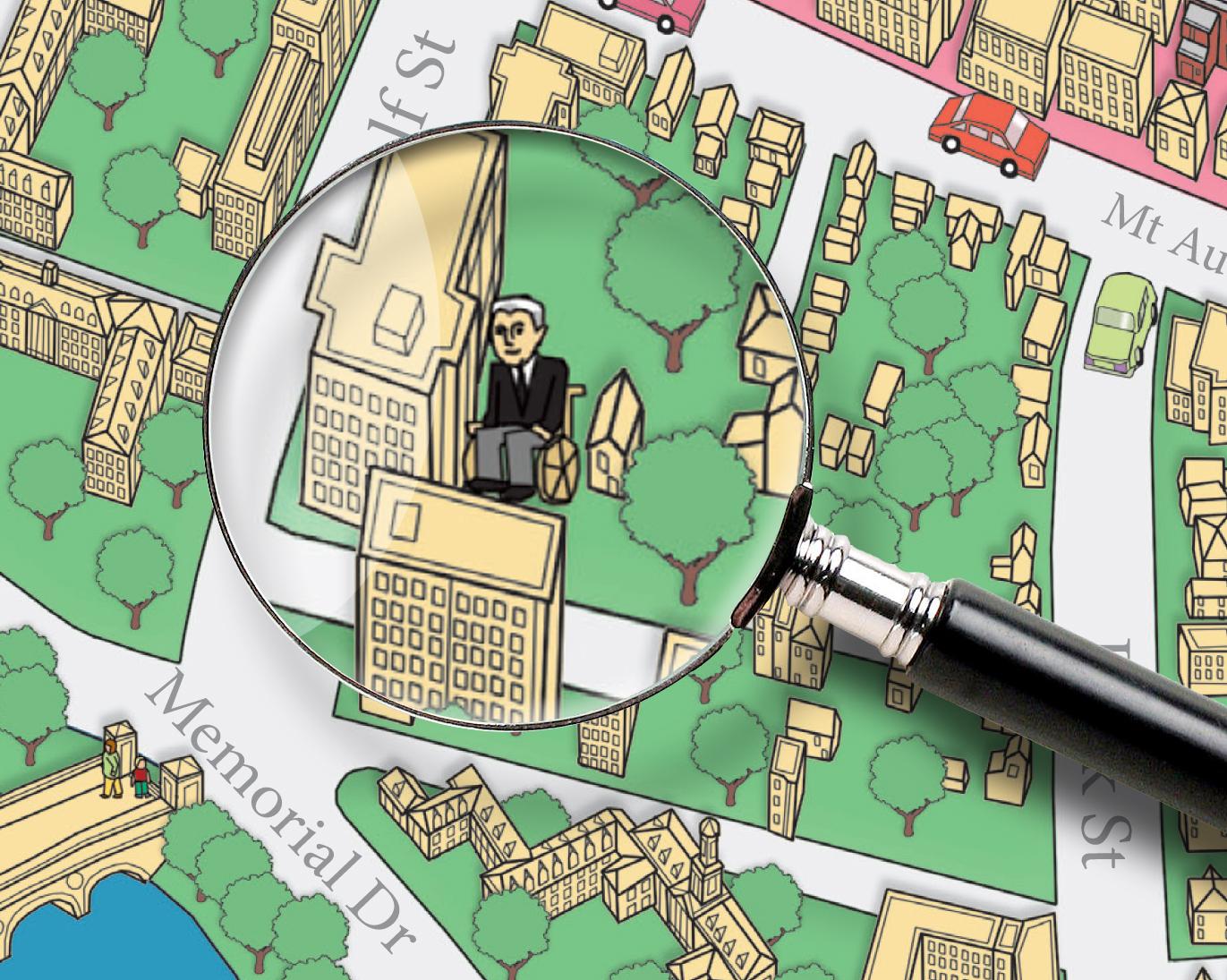 Maps | Michael McVey, Skiffleboom