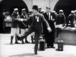 Skiffleboom Laurel and Hardy Flying Deuces Harvest Moon