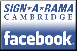 Signarama Cambridge Facebook