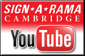 Signarama Cambridge Youtube