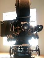 """Kubrick's """"Barry Lyndon"""" - Mitchell BNC Camera"""
