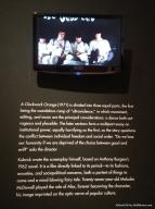 """Kubrick's """"A Clockwork Orange"""""""