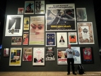 Posters for the films of Stanley Kubrick